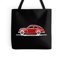 Volvo PV544 Red for Dark Shirts Tote Bag