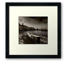 River Ness Framed Print