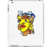 Rostro 11 iPad Case/Skin