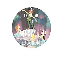 Mermaid Lagoon Photographic Print
