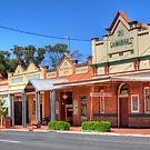 Australian Country Town, Ganmain, NSW (HDR) by Adrian Paul