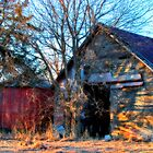 Old Barns Never Die by Patrick Hickey