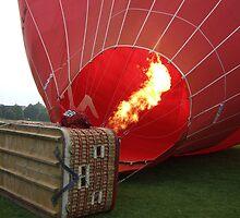 Virgin Balloon Flight #7 by rootesy