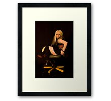 The PA Framed Print