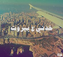 Take me to Beirut by art7ake