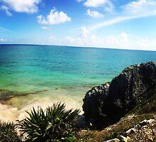Jamaican Beach  by Keichlin