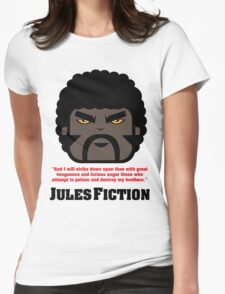 JULES FICTION V1 Womens Fitted T-Shirt