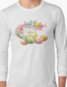 Happy Easter Long Sleeve T-Shirt