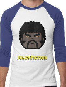 JULES FICTION V2 Men's Baseball ¾ T-Shirt