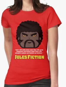 JULES FICTION V2 Womens Fitted T-Shirt