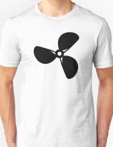 Boat propeller T-Shirt