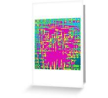 Pastel Grunge Greeting Card