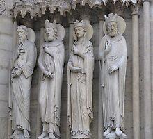 FOUR WISE MEN by kazaroodie