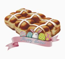 Hot Cross Buns Easter by Gotcha29