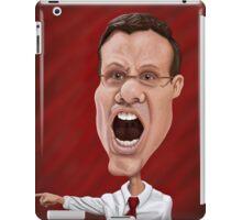 Coach Tim Miles  iPad Case/Skin