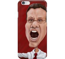 Coach Tim Miles  iPhone Case/Skin