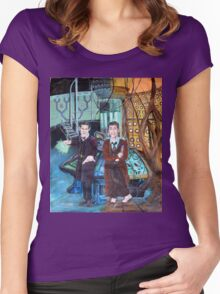 Gallifrey's Hope Women's Fitted Scoop T-Shirt