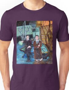 Gallifrey's Hope Unisex T-Shirt
