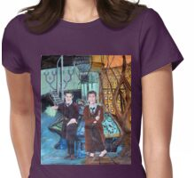 Gallifrey's Hope Womens Fitted T-Shirt