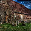 St Mary's Parish Church - Felpham - West Sussex by Greg Roberts