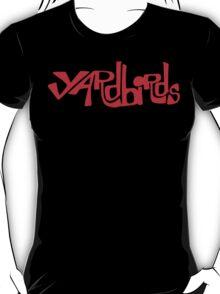 Yardbirds Eric Clapton Jimmy Page Jeff Beck Funny Geek Nerd T-Shirt