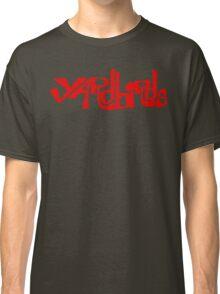 Yardbirds Eric Clapton Jimmy Page Jeff Beck Funny Geek Nerd Classic T-Shirt