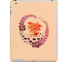 Hello, Miss Fox! iPad Case/Skin