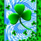 Mad about Shamrock by Orla Cahill