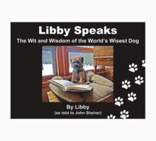 Libby Speaks Book Cover Kids Clothes