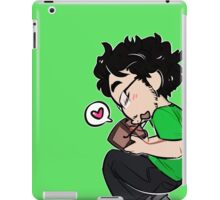 little biscuit  iPad Case/Skin