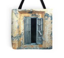 Window, Fort Moro, Old San Juan, Puerto Rico Tote Bag
