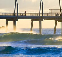Sand Pumping Jetty by Matt Rex