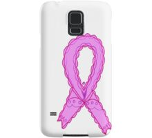 MY Pink Ribbon Samsung Galaxy Case/Skin