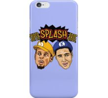 Splash Brothers iPhone Case/Skin