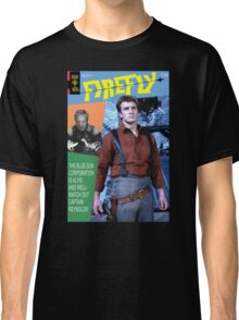Firefly Vintage Comics Cover Classic T-Shirt