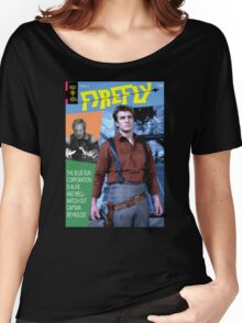 Firefly Vintage Comics Cover Women's Relaxed Fit T-Shirt