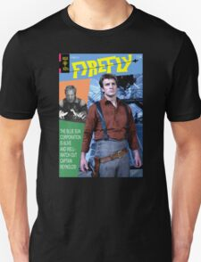 Firefly Vintage Comics Cover T-Shirt