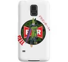 cell kanji Samsung Galaxy Case/Skin