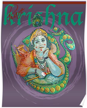 hare krishna by sharon allitt