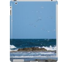 Bait Fish for lunch iPad Case/Skin