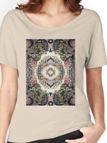 Fractal Typography Women's Relaxed Fit T-Shirt