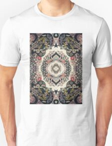 Fractal Typography T-Shirt