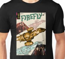 Firefly Vintage Comics Cover (Serenity) Unisex T-Shirt