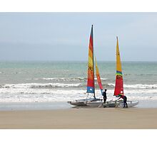 Out for a Sail Photographic Print