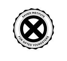 X-Men Xavier Institute Photographic Print