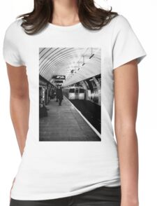 Eat Fresh Womens Fitted T-Shirt