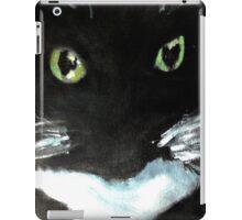 Tuxedo Kitty iPad Case/Skin