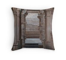 dada hari vav Throw Pillow
