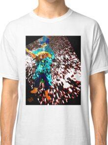 Reading - A New World to Explore Classic T-Shirt