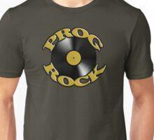 Prog Rock Record Unisex T-Shirt
